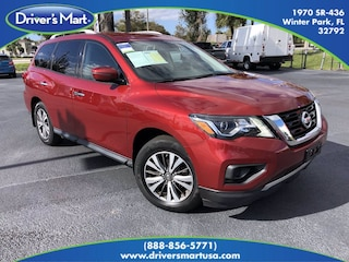 Used Vehicle for sale 2017 Nissan Pathfinder S SUV in Winter Park near Sanford FL