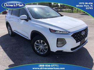 Used Vehicles for sale 2020 Hyundai Santa Fe SE 2.4 SUV in Winter Park, FL