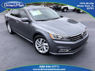 Used Vehicle for sale 2018 Volkswagen Passat 2.0T SE Sedan in Winter Park near Sanford FL