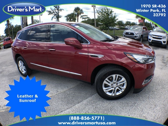Used Vehicle for sale 2019 Buick Enclave Essence SUV in Winter Park near Sanford FL