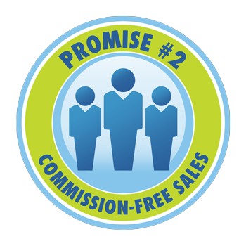 Promise #2: Commission-Free Sales
