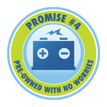 Promise #4: Choose Pre-Owned With No Worries