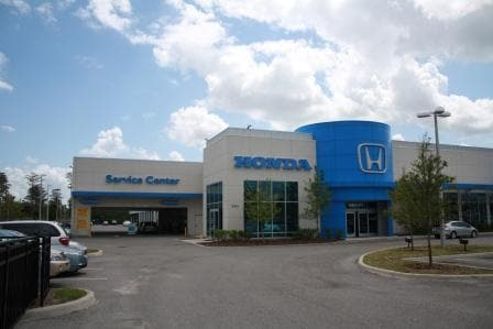 Honda Service Center Locations Holler Honda In Orlando Fl