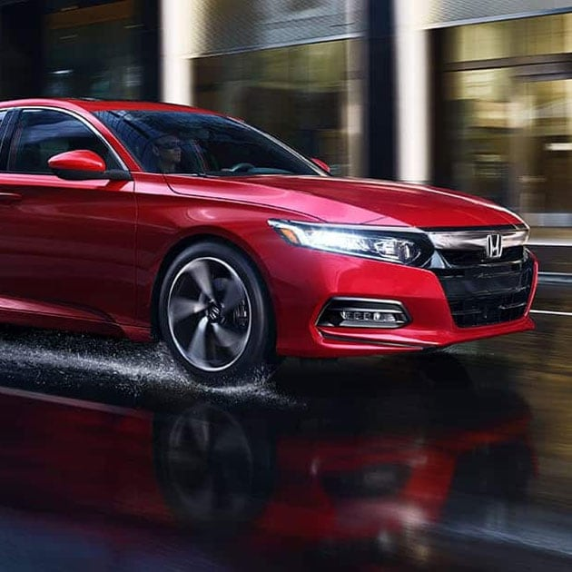 The 2019 Honda Accord Is Available At Holler Honda In