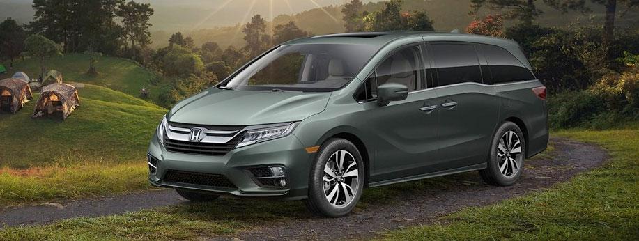 2018 honda odyssey minivan honda dealership sales in for Honda dealer orlando