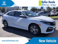 New 2021 Honda Civic LX Hatchback for sale near you in Orlando, FL