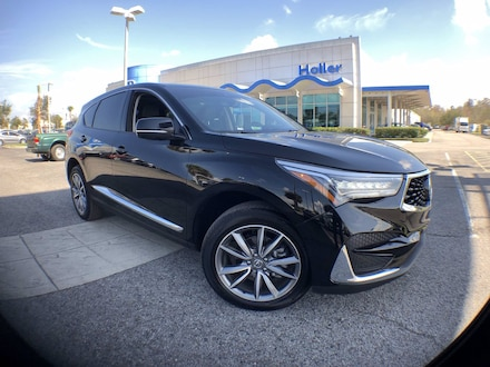 2021 Acura RDX w/Technology Package SUV