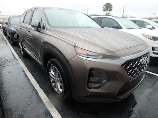 New 2019 Hyundai Santa Fe SE SUV KH093502 in Winter Park, FL