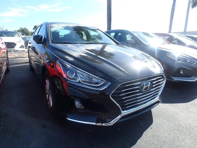 New 2019 Hyundai Sonata SE Sedan For Sale Near Orlando, FL