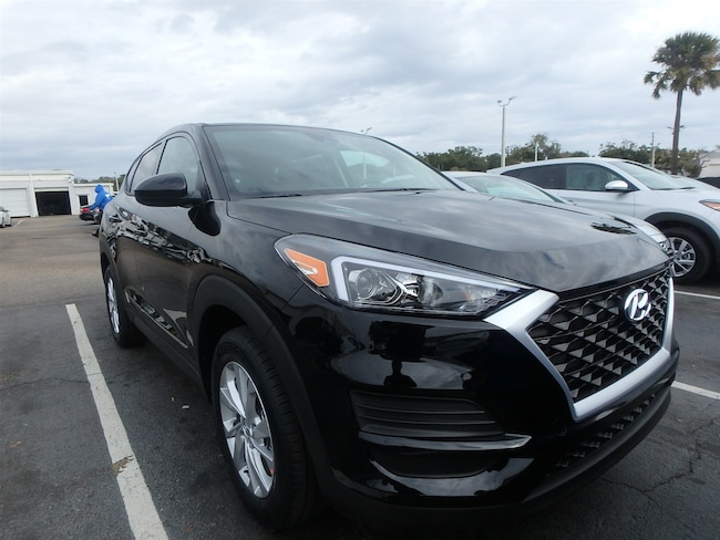 New 2019 Hyundai Tucson SE SUV For Sale Near Orlando, FL