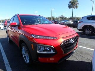 New 2019 Hyundai Kona SEL SUV KU293338 in Winter Park, FL