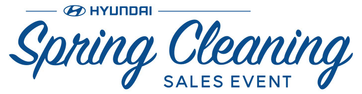 Hyundai Spring Cleaning Sales Event