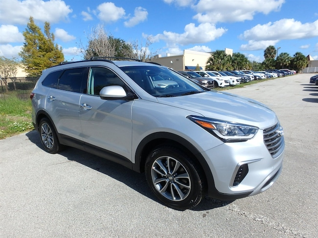 New 2019 Hyundai Santa Fe XL SE SUV For Sale Near Orlando, FL