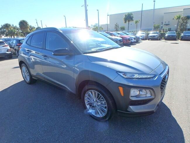 New 2019 Hyundai Kona SEL SUV For Sale Near Orlando, FL