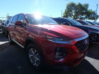 New 2019 Hyundai Santa Fe SE SUV KH090099 in Winter Park, FL