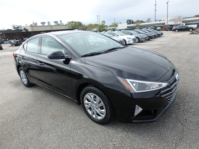 New 2019 Hyundai Elantra SE Sedan For Sale Near Orlando, FL