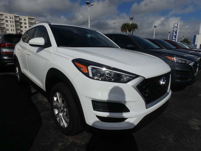 New 2019 Hyundai Tucson Value SUV For Sale Near Orlando, FL