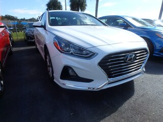 New 2019 Hyundai Sonata SE Sedan KH762683 in Winter Park, FL