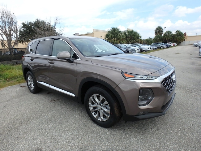 New 2019 Hyundai Santa Fe SEL SUV For Sale Near Orlando, FL