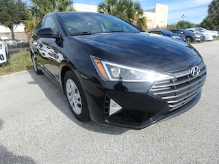 New 2019 Hyundai Elantra SE Sedan KU778192 in Winter Park, FL