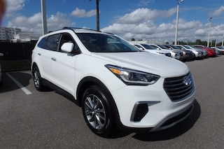 New 2019 Hyundai Santa Fe XL SE SUV KU303596 in Winter Park, FL