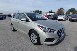 New 2019 Hyundai Accent SE Sedan KE064788 in Winter Park, FL