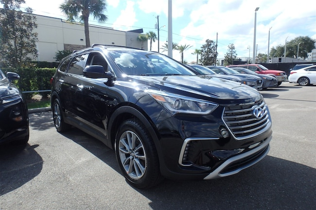 New 2019 Hyundai Santa Fe XL SE SUV For Sale Near Orlando, FL