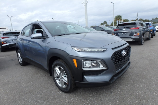 New 2019 Hyundai Kona SE SUV For Sale Near Orlando, FL