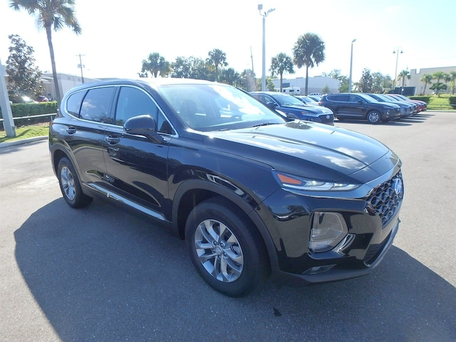 New 2019 Hyundai Santa Fe SEL SUV For Sale Near Orlando, FL