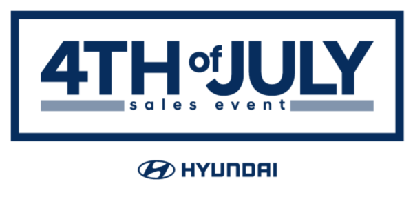Hyundai Fourth of July Sales Event