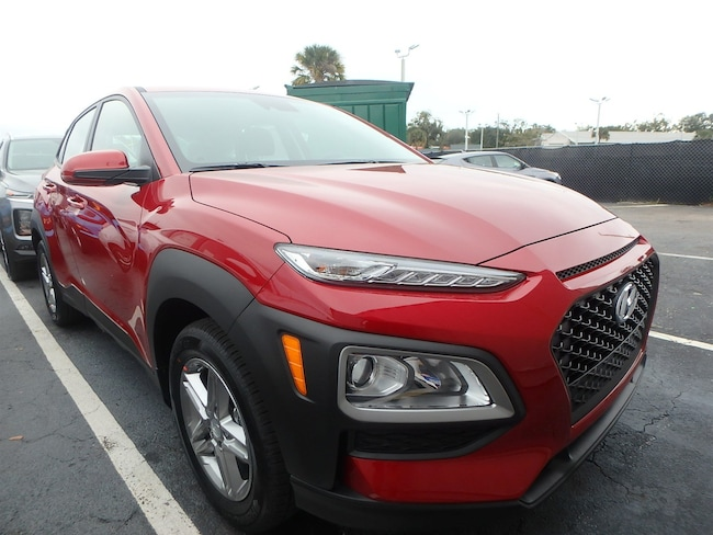 New 2019 Hyundai Kona SE SUV For Sale Near Orlando, FL