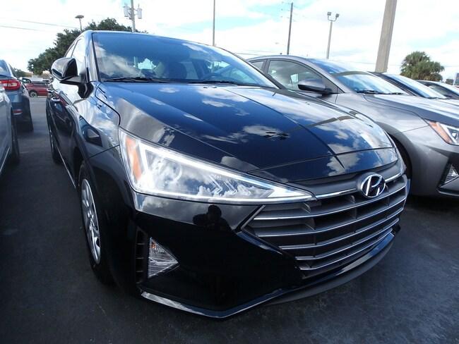 New 2019 Hyundai Elantra SE Sedan For Sale Near Orlando, FL