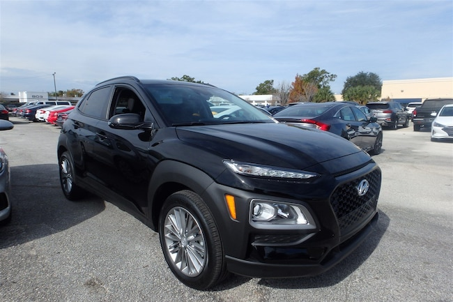 New 2019 Hyundai Kona SEL SUV For Sale Near Orlando, FL