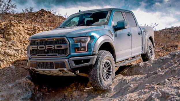 2019 Ford F-150 Safety Features