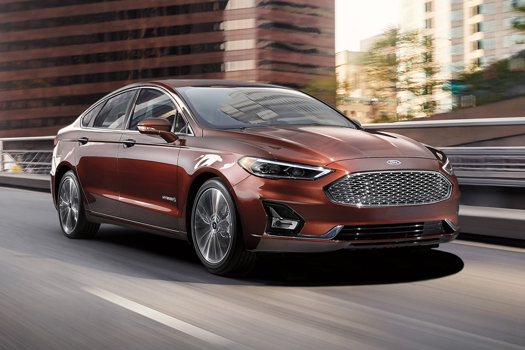 2019 Ford Fusion Auto Specials near Zachary, LA