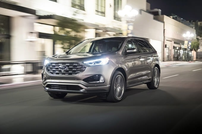 2019 Ford Edge Auto Service Center near Central, LA