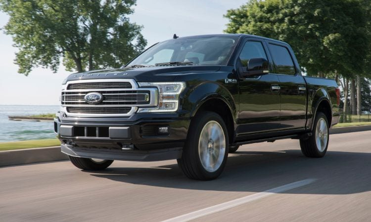 2019 Ford F-150 Exterior Features            />