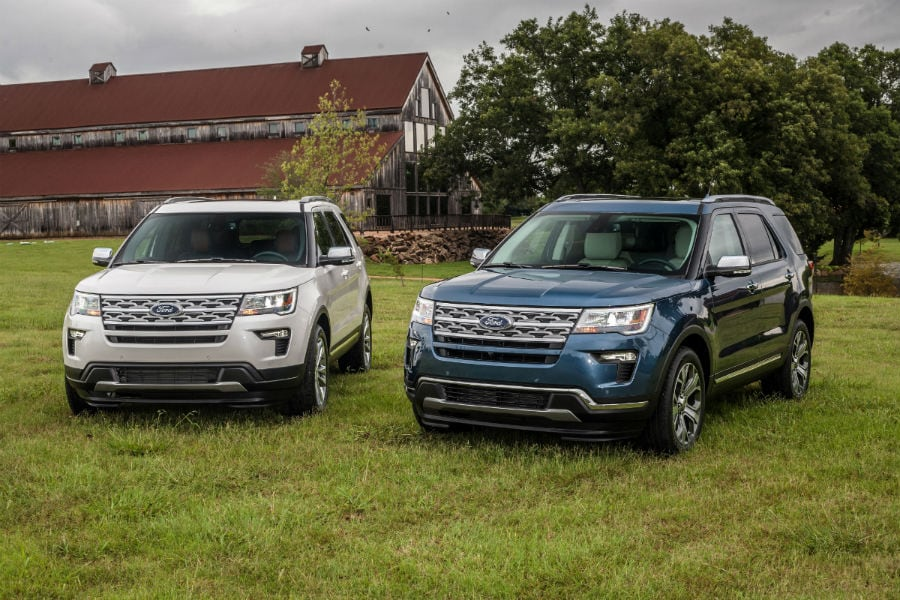 2019 Ford Explorer Auto Specials near Central, LA