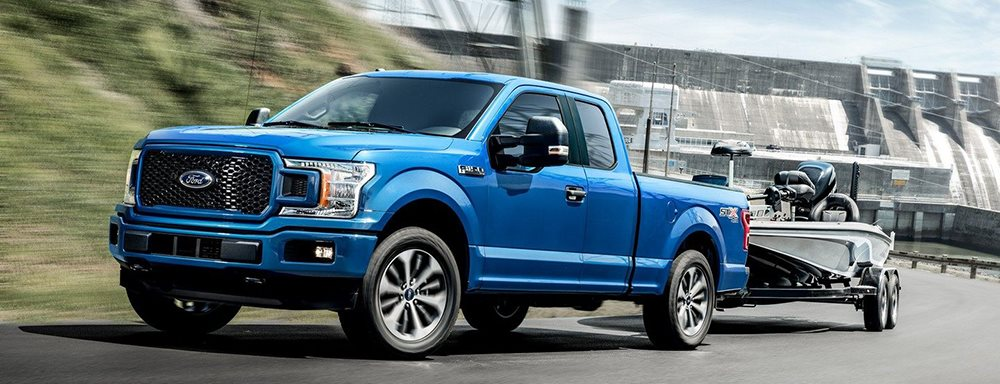2019 Ford F-150 Trim Selection XL