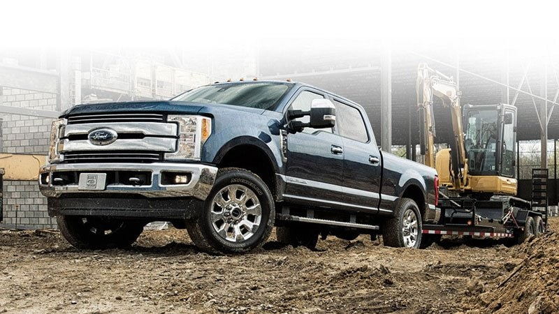 2019 Ford F-250 Exterior Features            />