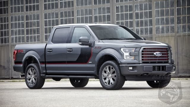 2019 Ford F-150 Interior & Technology Features