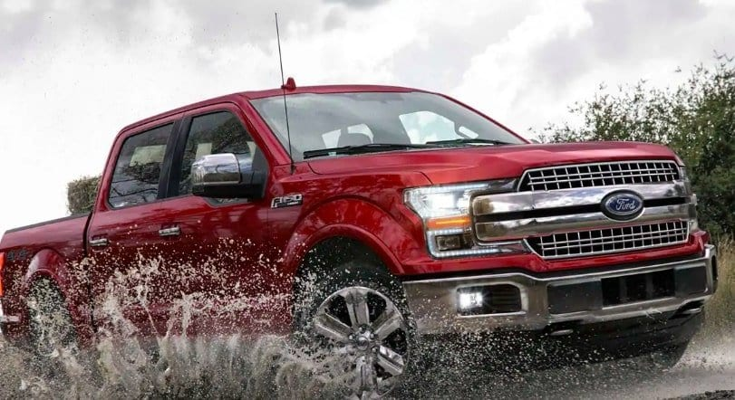 2019 Ford F-150 New Ford Vehicles For Sale near Zachary, LA