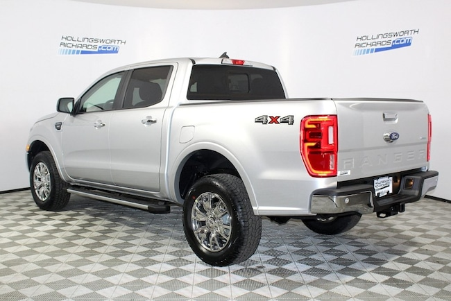New 2019 Ford Ranger XLT Truck SuperCrew For Sale in Baton Rouge LA With Ingot Silver Exterior ...