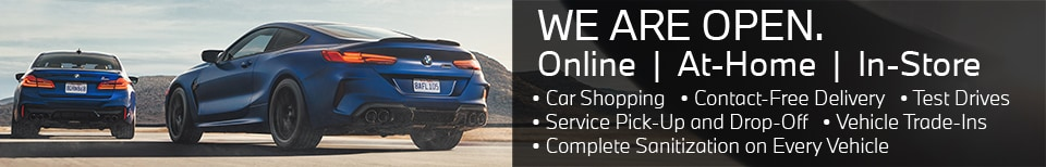 BMW - Contact Free Sales & Service