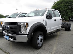 2019 Ford Super Duty F-550 DRW F-550 XL Truck Crew Cab