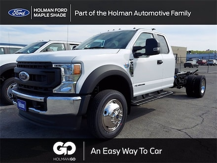 2021 Ford F-550 Chassis XL Truck