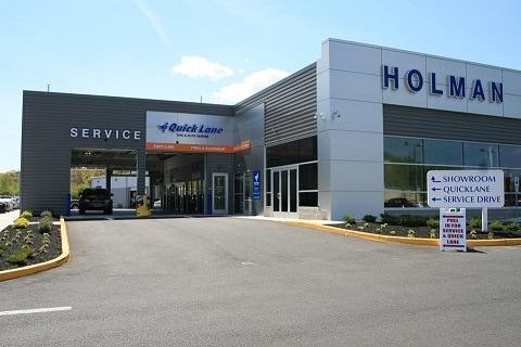 Holman Ford Maple Shade >> Service Center Holman Ford Maple Shade