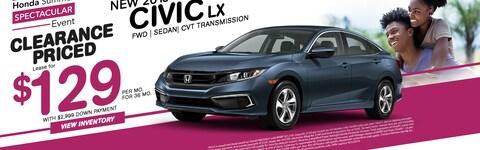 New & Used Honda Vehicles | Honda Dealer Serving Miami