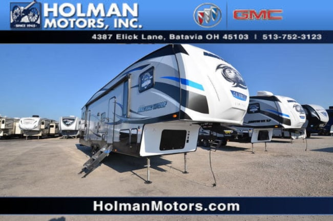 2018 Forest River Tt Arctic Wolf 315TBH8 Fifth Wheel Bunkhouse