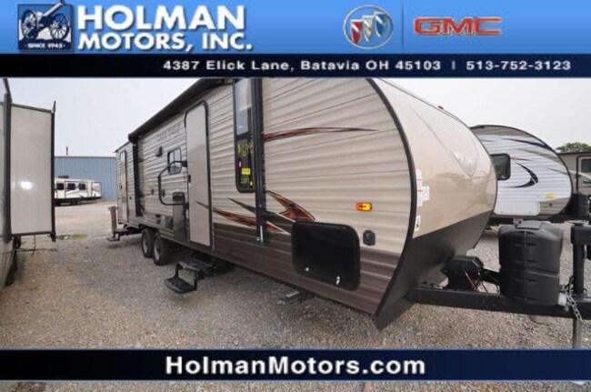 2017 Recreational Vehicle Grey Wolf 26DBH